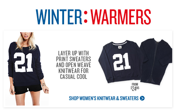 Shop Women's Knitwear & Sweaters