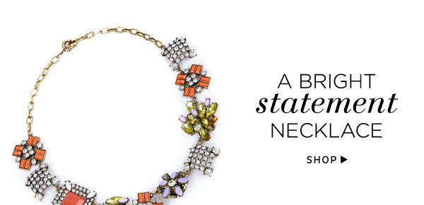 New Season Essentials: Necklace