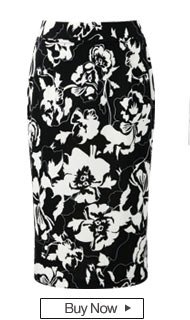 Buy the Printed Milano Skirt