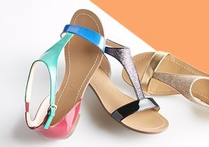 Spring Ahead: Sandals & More