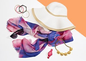Spring Ahead: Hats, Sunnies & More