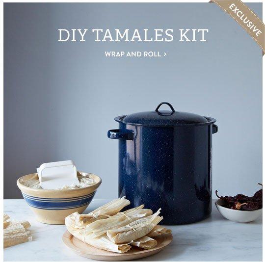 DIY Tamales Kit