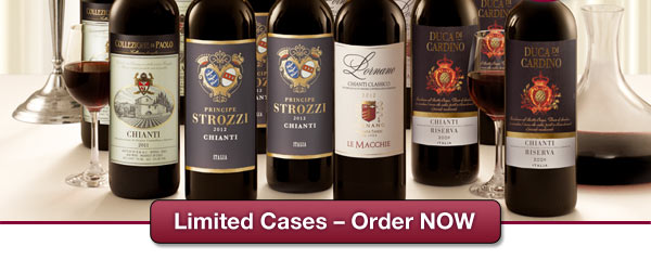 SAVE $42. Limited cases, order NOW.
