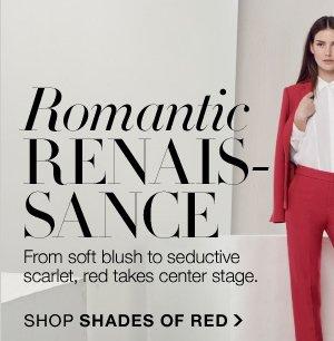 ROMANITC RENAISSANCE