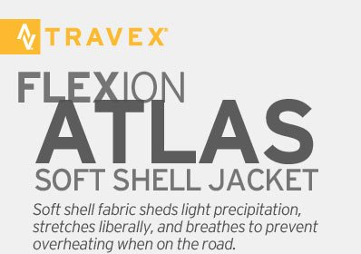 Atlas Soft Shell Jaket