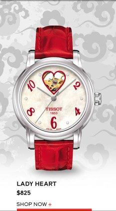 Lady Heart $825