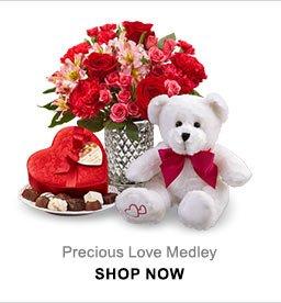 Precious Love Medley Shop Now