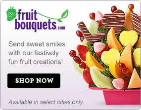 fruitbouquets.com Send sweet smiles with our festively fun fruit creations! Shop Now