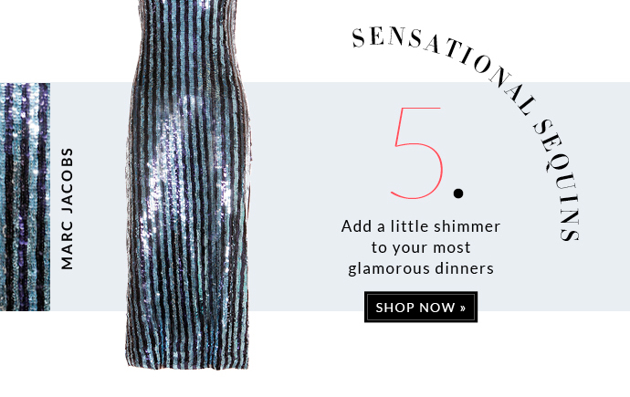 5 FABULOUS NEW SEASON DRESSES