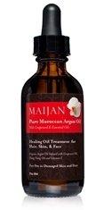 Maijan Pure Moroccan Argan Oil Only $17.50!