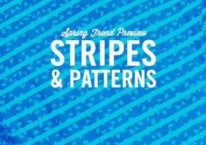 Shop Spring Stripes & Patterns from $24