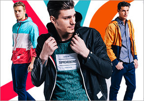 Shop NEW Supremebeing: Bold Spring Styles