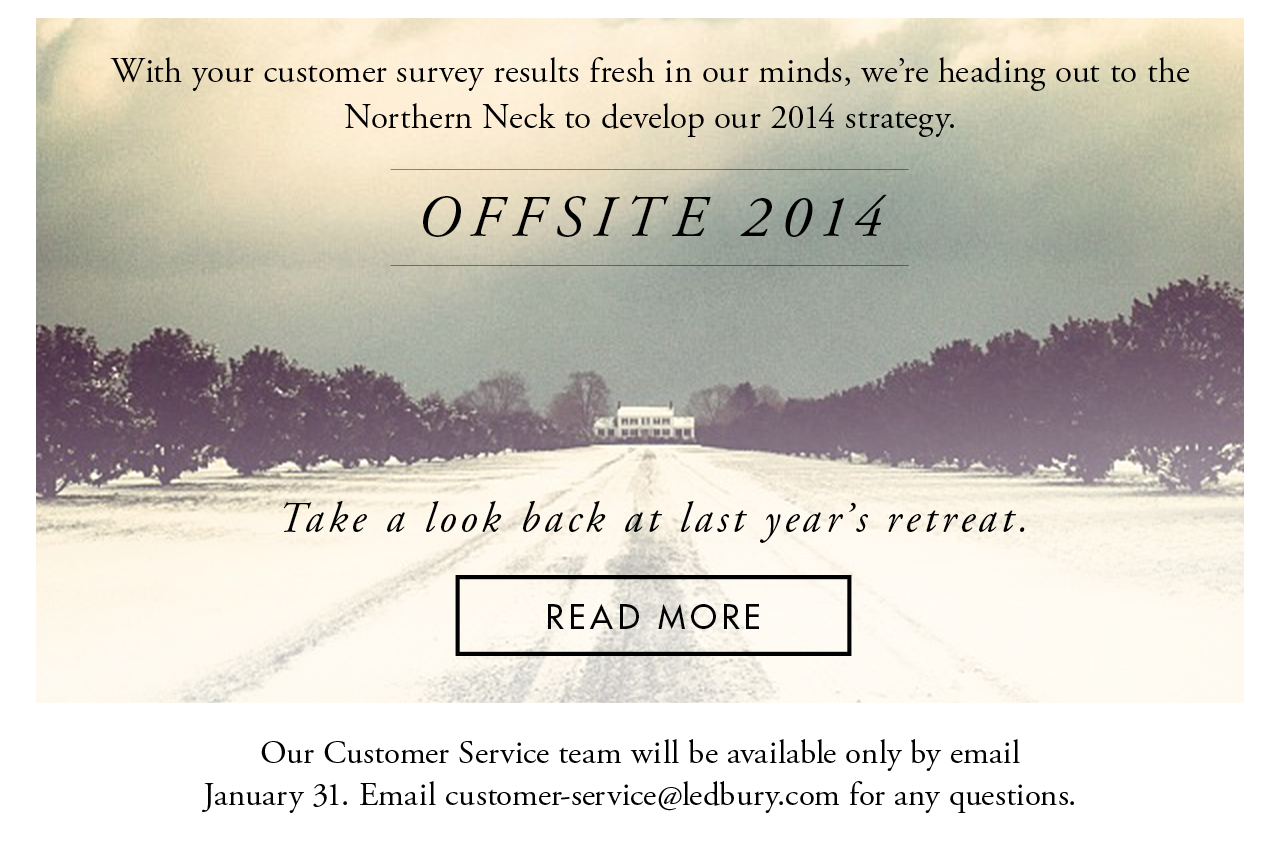 Offsite 2014