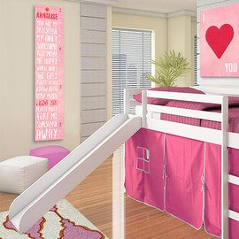 Perfectly Pink: Kids' Décor