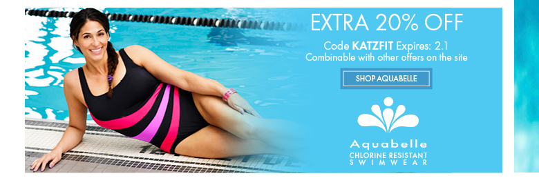 Extra 20% off - use code KATZFIT - Combinable with other offers on the site