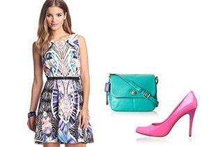 Bright Ideas: Dresses, Tops & More