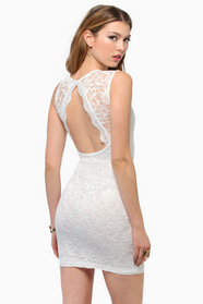 Space Lace Dress 43