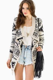 Fall Out Cardigan 60
