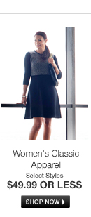 Women's Classic Apparel