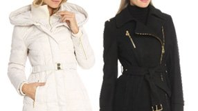 Designer Coats, Lowest Price of the Season