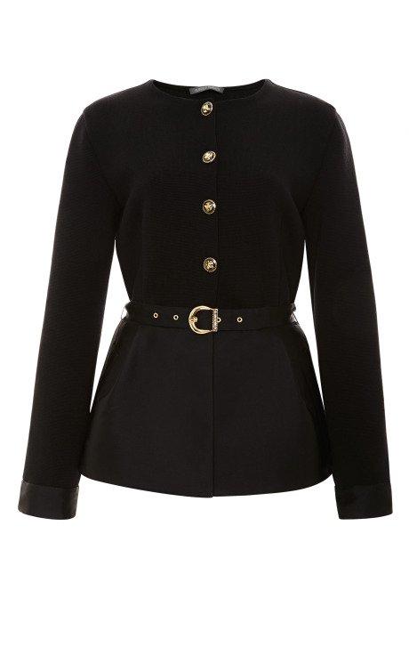 Alberta Ferreti Extrafine Merino Wool Jacket