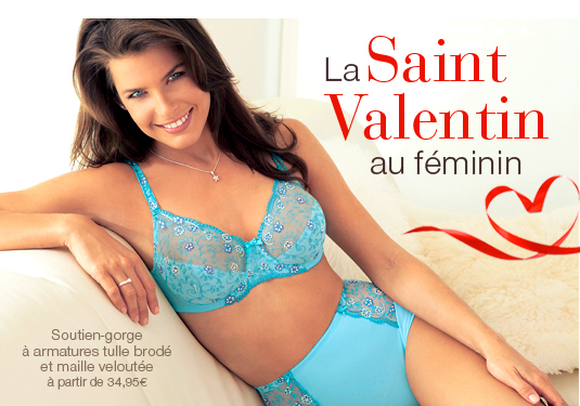 La saint valentin au féminin
