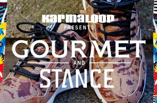 KL Presents: Stance Socks & Gourmet