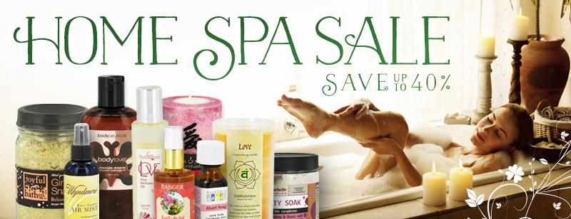 Home Spa Sale