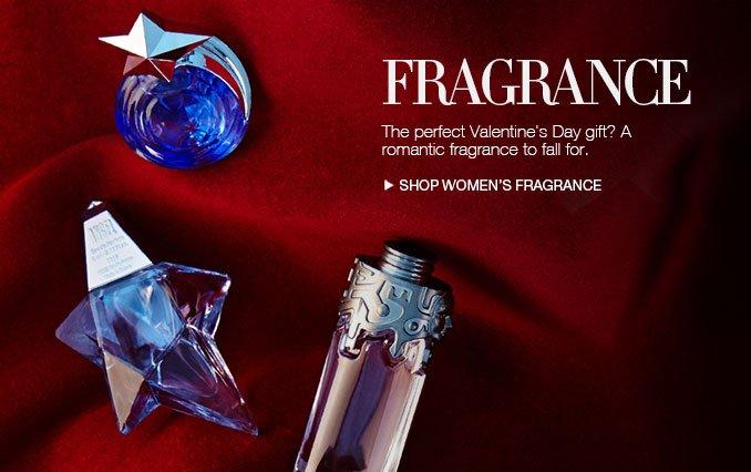 Shop Fragrance.