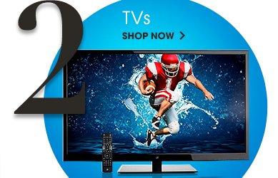 TVs   SHOP NOW