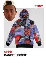 GPPR Bandit Hoodie
