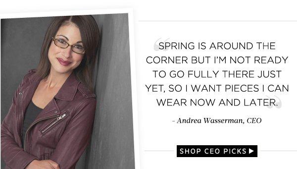 Shop CEO Picks