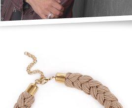 Shop CEO Picks: Rope Necklace