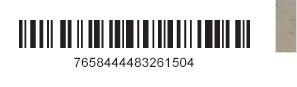 BAR CODE: 7658444483261504