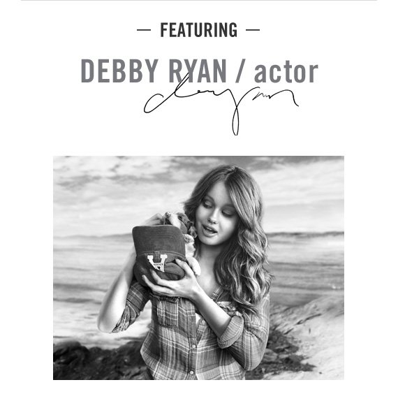 FEATURING DEBBY RYAN | actor