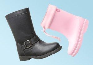 Cute Boots: Kids' Winter Styles