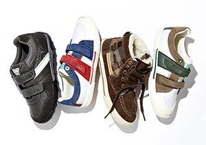 Fashionable Feet: Kids' Sneakers