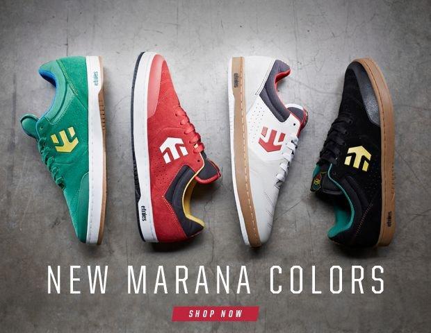 New Marana Colorways
