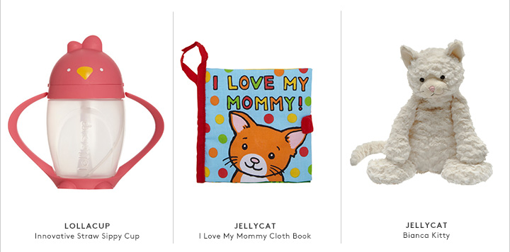 Give them something to cuddle. Shop Jellycat and more toys now.