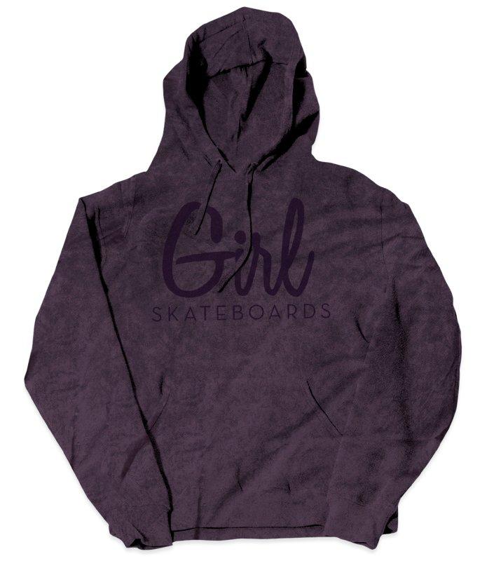 Mineral Hood Purple