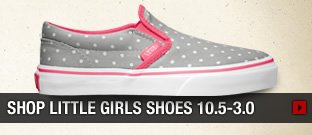 Shop Little Girls Shoes!