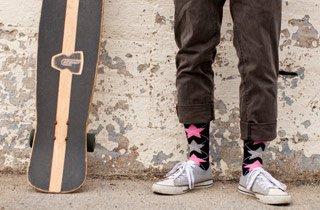 Match Up: Pants + Socks