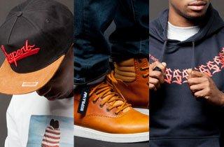Snapbacks, Sneakers, Sweatshirts