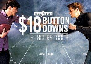Shop Jack Flash: $18 Button-Downs