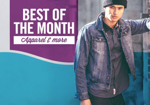 Shop Best of the Month: Apparel from $20