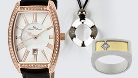 Lucien Piccard Watches and jewelry