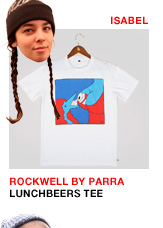 Rockwell By Parra Lunchbeers Tee