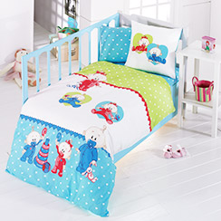 Cartoon Bedding