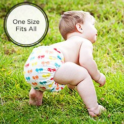 Eco Friendly Baby Diapers & More