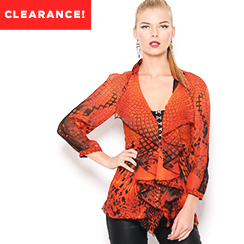 Winter Clearance! Tops